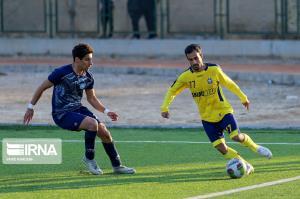 اترک خراسان شمالی در برابر تیم تهرانی امتیازها را تقسیم کرد