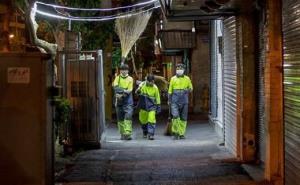 استفاده شهرداری از کودکان کار به جای پاکبان