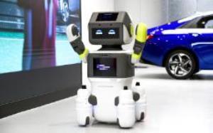 تولید ربات هیوندای برای کاهش تعاملات انسانی
