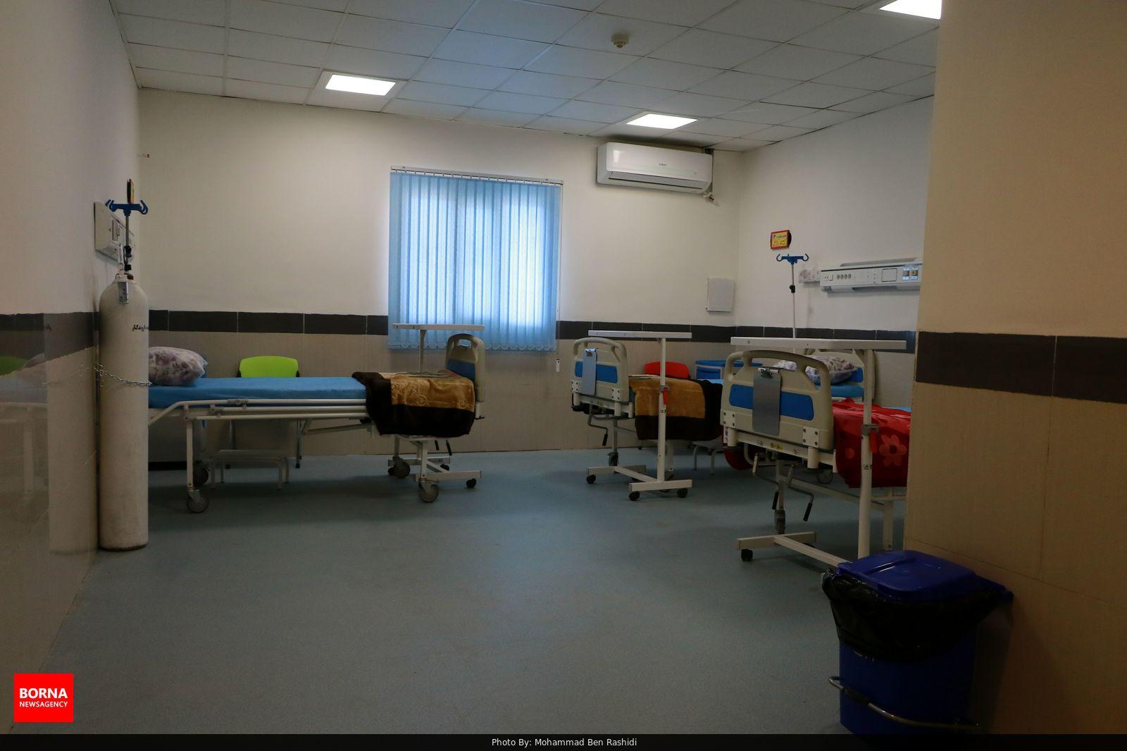 افتتاح بخش تخصصی بستری بیمارستان حضرت زینب(س)