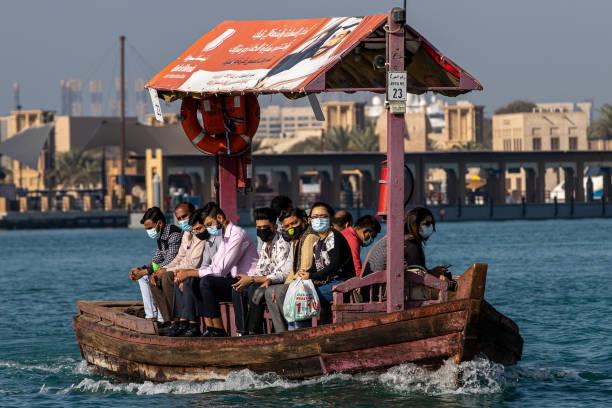 زندگی با کرونا در دبی
