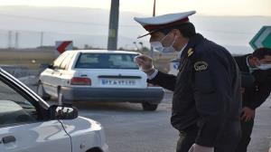 جریمه ۴۰ هزار راننده ناقض محدودیتهای کرونایی در مازندران