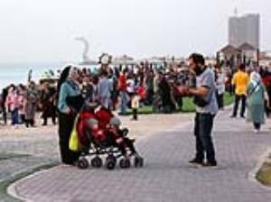 خیز جدید کرونا در بوشهر؛ سوغات مسافران زمستانی
