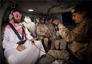 کودتای قریبالوقوع نظامی علیه بن سلمان