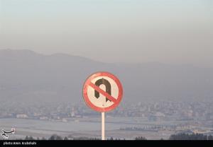 هوای اراک در شرایط ناسالم برای گروههای حساس