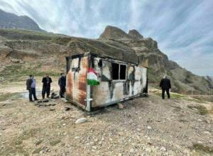 تکرار حادثه شین آباد در کنگرستان دزفول
