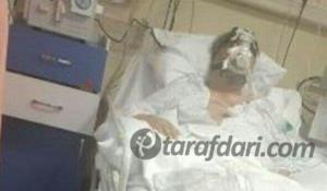 آخرین تصاویر از مهرداد میناوند روی تخت بیمارستان