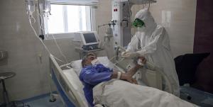 اینفوگرافیک/ بستری ۱۱۳ بیمار مبتلا به کرونا در سمنان