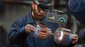هدست مایکروسافت HoloLens 2 Industrial Edition رسما معرفی شد