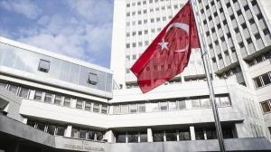 بیانیه وزارت خارجه ترکیه درباره سفر ظریف به این کشور