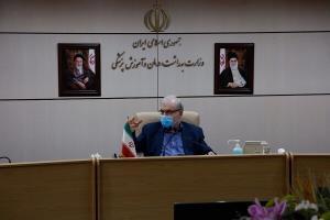 مهمترین مکان های تهران از لحاظ جهش کرونا به روایت وزیر بهداشت