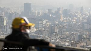 هوای پایتخت برای شهروندان آلوده است