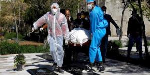 مرگ و میر ناشی از کرونا در کرمانشاه باز هم افزایش یافت