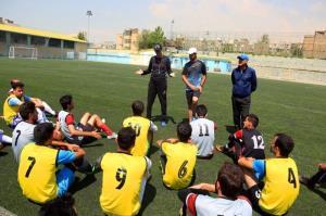 ۴ ورزشکار از خراسان رضوی به اردوی تیم ملی فوتبال هفت نفره دعوت شدند