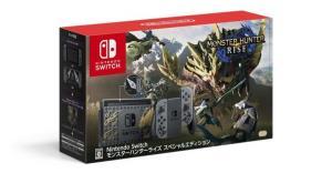کنسول نینتندو سوییچ عنوان Monster Hunter Rise معرفی شد