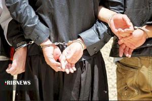 دستگیری ۵ حفار غیرمجاز در دیواندره