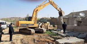 ۱۳ هزار هکتار از حریم رودخانههای گلستان رفع تصرف شد