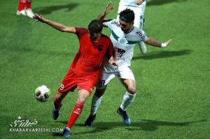 بازی مرگ و زندگی در استادیوم شهید وطنی