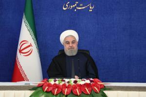 روحانی: در طول این سه سال، شبی نبود که با خیال آسوده سر به بالین بگذارم