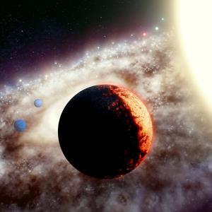 کشف یک منظومۀ ستارهای که 10 میلیارد سال دارد