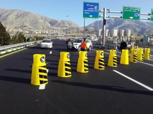 آزادراه تهران-شمال هفته ای ۳ روز مسدود می شود