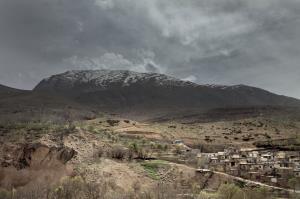 زمین مورد نیاز خانههای در معرض خطر روستای افسرآباد اردل تامین شد