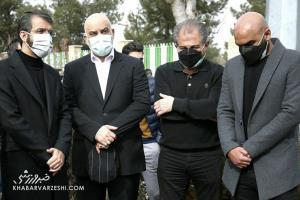 دیدار هیئتمدیره پرسپولیس با بازیکنان و جلسه با گلمحمدی