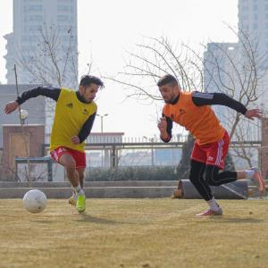 برگزاری آخرین تمرین تیتیها در پایتخت