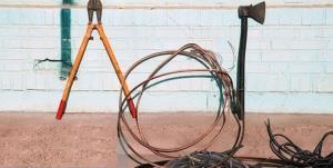 کشف ۷۰ فقره سرقت سیم و کابل هوایی در شاهرود