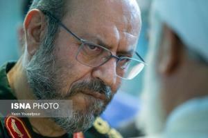 واکنش سردار دهقان به تهدید ایران توسط یک مقام صهیونیستی: برای نابودی عجله نکنید!