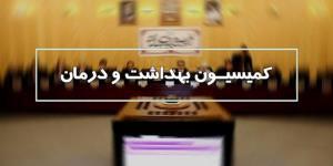 بررسی تشکیل یک وزارتخانه جدید در کمیسیون بهداشت