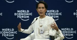 حزب اتحادیه ملی دموکراسی میانمار خواستار آزادی رهبران این کشور شد