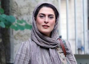 ادای احترام بهناز جعفری به پرویز پورحسینی