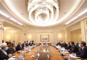 گفتگوی قالیباف و ماتونیکور درباره توسعه روابط اقتصادی مسکو و تهران