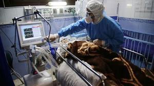 ظرفیت پذیرش بیماران کرونایی در بیمارستان رازی اهواز تکمیل شد
