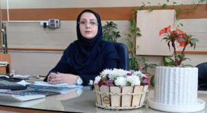 اولین رئیس زن بانک در سقز معرفی شد