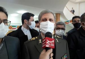 اظهارات وزیر دفاع درباره انتقام از عاملان ترور شهید فخریزاده