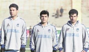 سه استقلالی در تیم سکوموروخوف