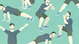 بهترین تمرینهای ورزشی برای آنها که کلسترول بالا دارند