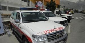 هلال احمر فارس در آمادگی کامل برای پشتیبانی زلزله سیسخت