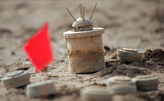انفجار مین در مهران