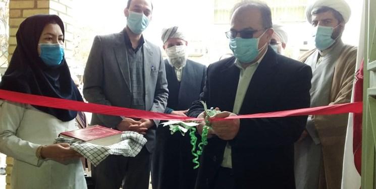 افتتاح درمانگاه شبانهروزی یکه سعود در رازوجرگلان