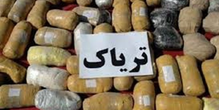 کشف بیش از ۱۲۰ کیلوگرم موادمخدر در تایباد
