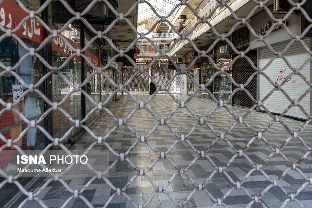اعمال محدودیت رنگ قرمز برای صنوف ۳ شهرستان البرز