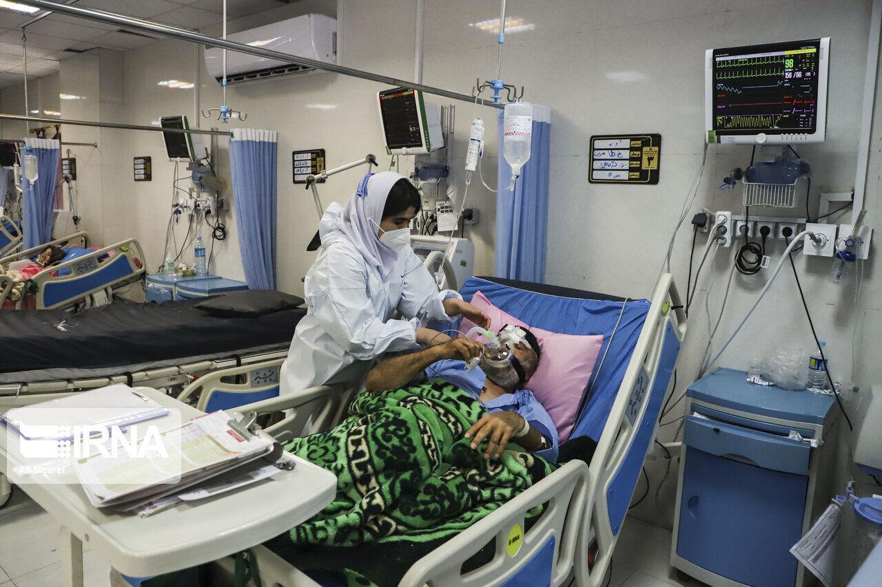 ۶۷ بیمار کرونایی در شاهرود بستری هستند