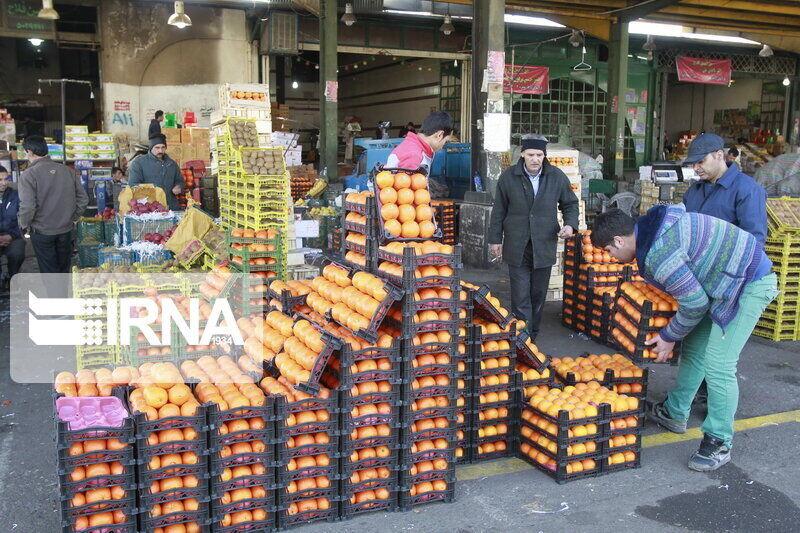 ۱۵۰۰ تن میوه شب عید در آذربایجانغربی توزیع میشود