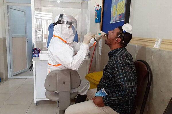 تزریق واکسن در دبی، ابتلا به کرونا انگلیسی در لارستان