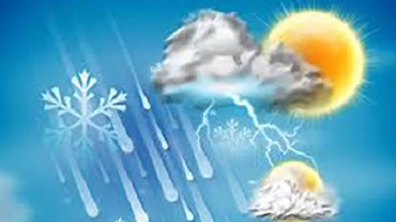 پیش بینی دمای استان گلستان، یکشنبه سوم اسفند ماه