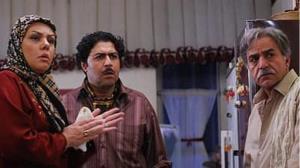 لشکر کشی فامیلهای اکبر در سریال آشپزباشی