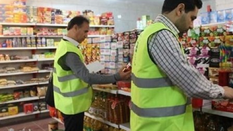 کشف ۳۹۳ مورد تخلف در بازارهای کردستان